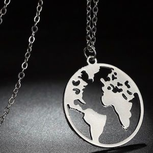 #unityindiversity🖤Earth. Our World, Necklace